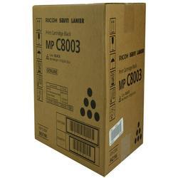 OEM Ricoh 842196 Toner Cartridge, BLACK, 47K YIELD - for use in Ricoh MP C6503 printer, MP C8003