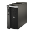 Refurbished Dell Precision T5610 Workstation 2x E5-2660 Eight Core 2.2Ghz 64GB 256GB SSD K2000 Win 7 Pro