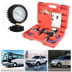 LAFGUR Vacuum Purge Tool,Cooling System Vacuum Purge & Coolant Refill Kit with Carrying Case for Car SUV Van Cooler Refill Kit, Cooling System Kit