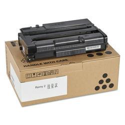 Ricoh 408161 Toner, 6400 Page-yield, Black