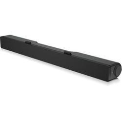 Dell TDSourcing AC511 - Sound bar - for PC - 2.5 Watt - for Dell E1914, E1916, E2214, E2218, E2219, E2316, E2318, E2414, E2418, P2018, P2418