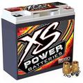 XS Power S680 'S Series' 12V 1,000 Amp AGM Automotive Starting Battery with Terminal, 12 Volt battery with CA: 320 Ampere By Brand XS Power
