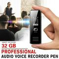 Digital Voice Recorder Voice Activated Recorder with Playback - Upgraded Small Tape Recorder