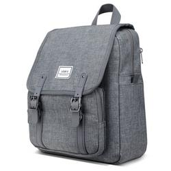 Laptop Backpack, School Backpack,ULAK Classic Business Anti Theft Slim Durable Laptops Backpack, Casual Lightweight College Backpack Fits 10-inch Laptop iPad, Gray