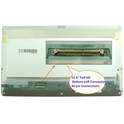 """Dell Xps L502x Replacement LAPTOP LCD Screen 15.6"""" Full-HD LED DIODE (Substitute Replacement LCD Screen Only. Not a Laptop )"""