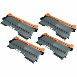 Universal Premium Compatible TN450 Cartridge, High-Capacity Black, 4-Pack