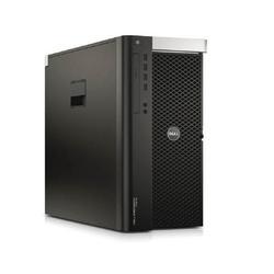 Refurbished Dell T7610 Revit Workstation E5-2637v2 4 Cores 8 Threads 3.5Ghz 16GB 1TB PCIe SSD 2TB Quadro K4000 Win 7 Pro