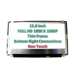 """Toshiba Satellite P55t-a5202 Replacement LAPTOP LCD Screen 15.6"""" Full-HD LED DIODE (Substitute Replacement LCD Screen Only. Not a Laptop ) (NON TOUCH)"""