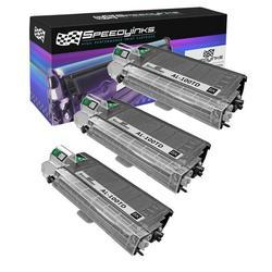 Speedy Compatible Laser Toner Cartridge / Developer Replacement for Sharp AL-100TD (3-Pack)