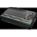 Behringer Eurodesk SX2442FX 24-Input 4-Bus Mixer w/ XENYX Mic Preamplifiers, British EQs & Dual Multi-FX Processor