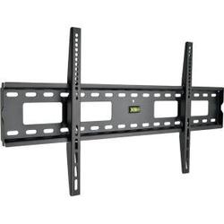 "Tripp Lite Display TV LCD Wall Monitor Mount Fixed 45"" to 85"" TVs / Monitors / Flat-Screens - 200 lb Load Capacity - Metal - Black FLAT SCREEN DISPLAYS TV WALLMOUNT"