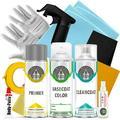 For Hyundai XG350 2005 (N2 Powder White Pearl) Spray Paint Kit for Car Truck Automotive
