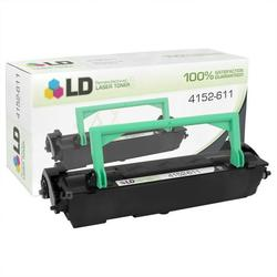 LD Products Remanufactured Replacement for Konica-Minolta 4152-611 Black Laser Toner Cartridge