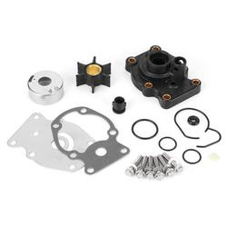 Tebru Water Pump Impeller Repair Kit, Water Pump Impeller Repair Kit Fit For Outboard 393630