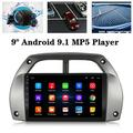 """""""For 2001-2006 Toyota RAV4 Android 9.1 Car Stereo Radio WiFi GPS Navigation 9"""""""" 1GB+16GB Bluetooth FM, Rear View Touch Screen IOS/Android Phone Mirror Link 2001-02-03-04-05-06"""""""