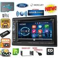 FORD MERCURY Bluetooth CD DVD USB AUX VIDEO CAR Radio Stereo OPTIONAL SIRIUSXM