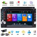 Double Din Android Car Navigation Stereo in Dash Android 10.0 Car Stereo with Bluetooth GPS Navigation Wifi FM AM Car Radio 6.2 inch HD Touchscreen Support Mirror Link Wireless Rear View Camera