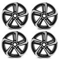 """""""Set of 4 Brand New 19"""""""" 19X8.5 Alloy Wheel For 2018 2019 2020 HONDA Accord OEM Quality Replacement 10 Spoke Rim 64127"""""""