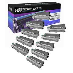 Speedy Compatible Laser Toner Cartridge / Developer Replacement for Sharp AL-100TD (10-Pack)