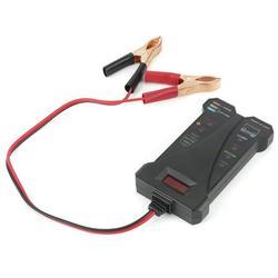 Mgaxyff Battery Analyzer,12V Digital Battery Tester Charging Stytem Analyzer Voltage Alternator Output Test W/LCD Display,Voltmeter Battery Analyzer