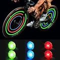 Bike Wheel Lights Bike Spoke Lights with Batteries Included, Waterproof Bicycle Wheel Lights for Safe Cycling, Easy to Install Cool Bike Lights for Wheels (6 Pack)