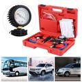 Zaqw Cooling System Kit, Refill Kit,Cooling System Vacuum Purge & Coolant Refill Kit with Carrying Case for Car SUV Van Cooler