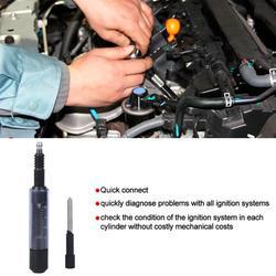 OTVIAP Spark Plug Tester,Spark Plug,Adjustable Spark Plug Coil Detector Autos Ignition Diagnostic Test Tool High Voltage
