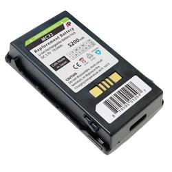 Extended Capacity Replacement Battery for Motorola MC3200 Scanner. 5200 mAh.