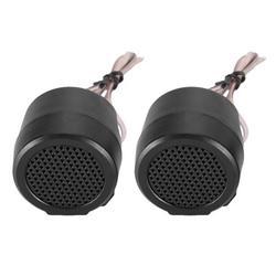 LYUMO Car Tweeter,Black 12V 500W Mini Car Speaker Audio Tweeter 165mm 91dB Loudspeaker Automobile Speaker, Car Loudspeaker