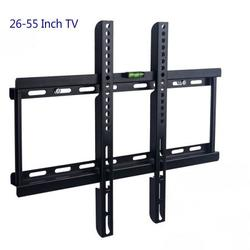 Ymiko TV Wall Mount For 32 40 43 48 50 55 Flat Screen TV Displays, Full Motion TV Wall Mount Bracket TV Flat Wall Mount Holder