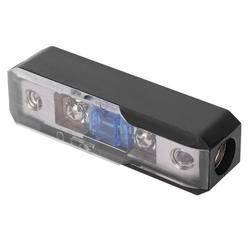 OTVIAP Car Audio Power Fuses Holder,Audio Fuse Holder,Audio Power Fuses Holder FH‑050 Mini Transparent Car Truck Speaker Audio Power Fuses Holder