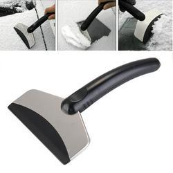 Stainless Steel Snow Shovel Car Snow Shovel Snow Shovel Defrost Deicing Ice Scraper Winter Car Supplies