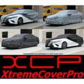 Car Cover fits 1988 1989 1990 1991 1992 1993 1994 1995 1996 Honda Civic Hatchback XCP XtremeCoverPro Waterproof Silver Series Gray