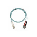 Allen Tel Products GBLCT-D1-05 LC/ST DUPLEX SM 9/125 5METER PATCH CABLE