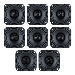 BOSS Audio Systems BRS40 4 Inch 50 Watt Dual Cone Replacement Car Audio Speaker