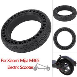 Delarsy Explosion-Proof Solid Tires Wheel Replace For Xiaomi Mijia M365 Electric Scooter Tires Wheel