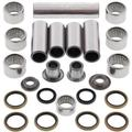SWING ARM LINKAGE KIT, Manufacturer: ALL BALLS, Manufacturer Part Number: 27-1018-AD, Stock Photo - Actual parts may vary.
