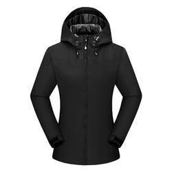 Women Mountain Waterproof Shell Jacket Ski Jacket Windproof Jacket Winter Warm Jacket for Camping Hiking Skiing