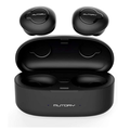 Earphone,Mutory Air Stereo A3 Plus Wireless Earphone with Charging Case,Long Battery Life,Bluetooth 5.0, low noise and base for music play sport use running use work business use