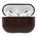 Case for AirPods Pro 2019, AirPods Pro Cases Covers, Leather Wireless Charging Box Protective Anti-scratch Fingerprint Resistant Skin Case Bluetooth Earbuds Case for Airpods Pro