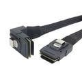 Internal Mini SAS SFF-8087 Right Angle to Internal Mini SAS SFF-8087