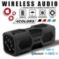 Portable Wireless Bluetooth Speaker Waterproof Power Bank Ultra Bass Subwoofer Hands-free Calling Built-in Microphone