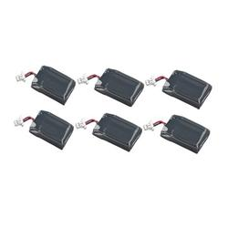 Battery for Plantronics 86180-01 (6-Pack) Battery for Plantronics 86180-01