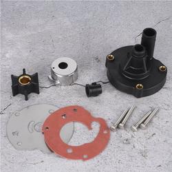 CHICIRIS Water Pump Impeller Repair Kit, 763758 778166 Water Pump Impeller Repair Kit Fits For Johnson OMC 5.5 6 7 Outboard Engine
