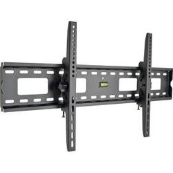 "Tripp Lite Display TV LCD Wall Monitor Mount Tilt 45"" to 85"" TVs / Monitors / Flat-Screens - 200 lb Load Capacity - Metal - Black TILT FLAT SCREEN DISPLAYS 200LBS"