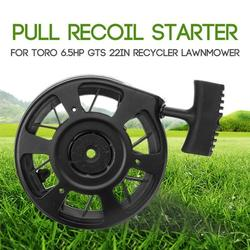 Starter Pull Recoil Lawn Mower Start Starter Lawn Mower Assembly Generator Accessory for 6.75HP Sears Craftsman Eager 1 Lawn Mower