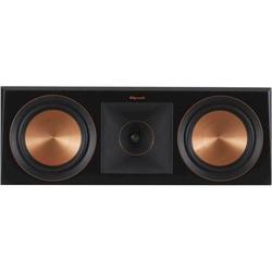 """""""Klipsch - Reference Premiere Dual 6-1/2"""""""" 500-Watt Passive 2-Way Center-Channel Speaker - Ebony"""""""