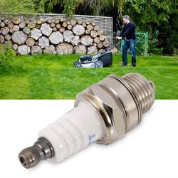Gupbes Spark Plugs, Lawn Mower Spark Plug,55 * 22mm Chainsaw Lawn Mower Spark Plug Small Engine Accessory For Briggs & Stratton Motors