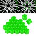 Kritne Wheel Nut Rim Cover, Wheel Nut Cover 17mm,20pcs 17mm Nut Car Wheel Auto Hub Screw Protection Anti-theft Cover Cap