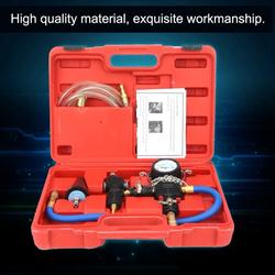 Gupbes Vacuum Purge Tool,Cooling System Vacuum Purge & Coolant Refill Kit with Carrying Case for Car SUV Van Cooler, Cooling System Kit